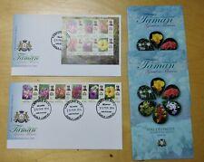 Malaysia 2016 Johor Definitive Bunga Taman  Garden Flower stamp MS FDC set