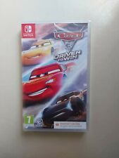 Cars 3 Driven to Win (Nintendo Switch) New Sealed Mint Must Have