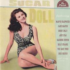 Vintage Rockabilly Comp- SUGAR DOLL -Pan America CD