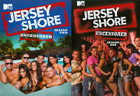 Jersey Shore: Seasons One  Two Uncensored (DVD, 2010, 7-Disc Set)