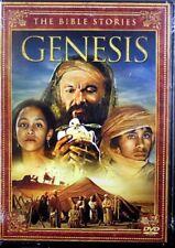 Bible Stories Genesis Brand NEW Christian DVD In The Beginning...