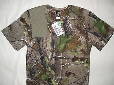 SMALL Right Hand DOUBLE Thickness Pad REALTREE APG S/S Shooting T-Shirt PT-802