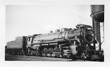 X363 RP 1936 CPR CANADIAN PACIFIC RR ENGINE LOCO #5915 CALGARY AB