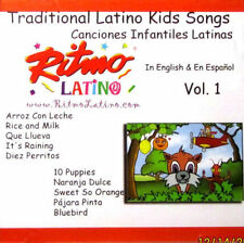 Traditional Latino Kids Songs - Canciones Infantiles Latinas Vol.1. CD (2005)