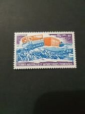 FRANCE TAAF POSTE AÉRIENNE PA N°62 NEUF ** LUXE MNH VEHUCULES 1980 COTE 1,90€