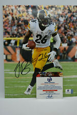 LE VEON BELL 8X10 SIGNED PHOTO WITH COA