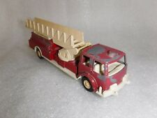 1970 Tootsie Toy Fire Engine Truck Die Cast