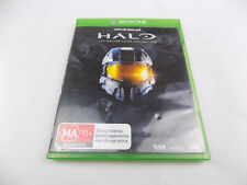 Mint Disc Xbox One Halo the Master Chief Collection Free Postage