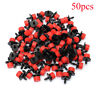 HOT 100Pcs Adjustable Micro Drip Irrigation Watering Emitter Drippers Sprinklers