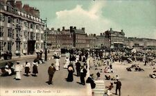 Weymouth. The Parade # 18 by LL / Levy. Coloured.