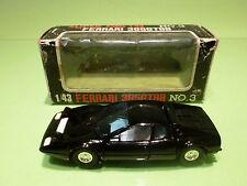 SAKURA 3 FERRARI 365 GTBB  - 1:43 - RARE SELTEN - GOOD IN BOX - made in japan