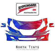 PreCut 3M Scotchgard Paint Film Clear Bra for Hyundai Genesis Sedan 2009-2012