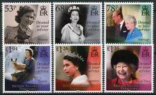 More details for bat royalty stamps 2021 mnh queen elizabeth ii 95th birthday 6v set