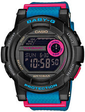 Casio BGD180-2ER Baby-G Shock & Water Resistant Ladies Digital Sports Watch New