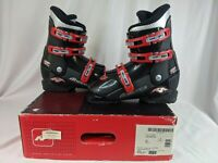 Nordica Super GP T3 Ski Boots Mondo Size 22.5 Boys Pre-owned $205 MSRP