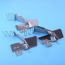 3pcs Sewing Machine Double Fold Binder Stitch Flat Fold Edge