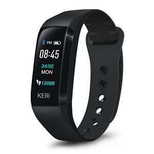 Smart Fitness Smart Watch, Heart Rate, Step Count, Blood Pressure - Audar Keri