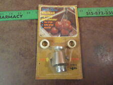 Vintage Nos plumbing Bubble Stream swivel spray aerator kitchen sink faucet