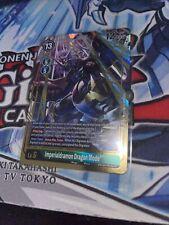 Imperialdramon Dragon Mode Secret Rare Digimon BT3-111 SEC NM Pack to Sleeve