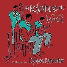 Tribute To Django Reinhardt-Live In Samois von The Rosenberg Trio (2004)