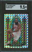 2019-20 MOSAIC STAINED GLASS JAMES HARDEN SGC 9.5
