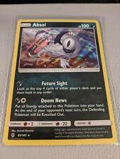 Absol | Holo | MINT | Rare | SM Guardians Rising 81/145 | Pokemon