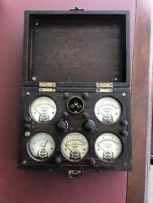 Jewell pattern 95 radio and tube tester From 1925