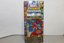Marvel Legends Showdown Booster Pack Elektra 3.75 inch figure Wave 3