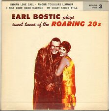 "EARL BOSTIC ""INDIAN LOVE CALL"" RHYTHM & BLUES JAZZ 50'S EP KING 438"