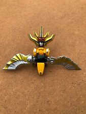 Power Rangers Deluxe Megazord Wildforce Yellow Eagle Head