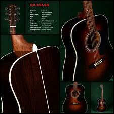 SIGMA GUITARE dr-1st-sb en Sunburst Sigma Guitars Top Dreadnought -1.wahl NEUF