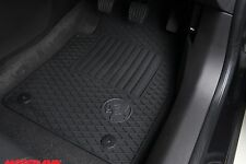 Genuine GM Holden Rubber Floor Mats Suit JG/JH Cruze Set of 4 Brand New 13321302