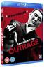 Takeshi 'Beat' Kitano, Kipp...-Outrage Blu-ray NUOVO