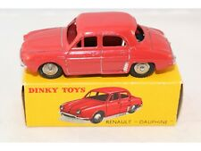 Dinky Toys 24 E 24E Renault Dauphine very very near mint in box
