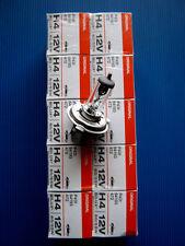 10 Stück- H4 OSRAM HALOGEN Scheinwerferlampe 12V 60/55W ( Sockel P43t )  # 64193