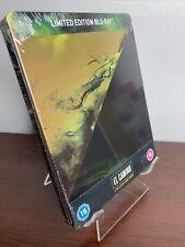 El Camino: A Breaking Bad Movie Steelbook (Blu-ray, Region Free) Factory Sealed