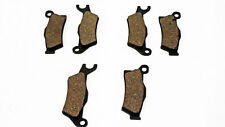 Can-Am Outlander 650 XT / Outlander 650 XMR Brake Pads Front & Rear 2013 2014