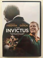 Invictus (Clint Eastwood) DVD NEUF SANS BLISTER Morgan Freeman, Matt Damon