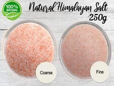 Himalayan Salt Bath Foot Soak 100% all natural organic 250g REFILL