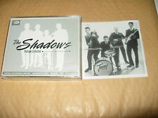 The Shadows Platinum Collection 2 cd + dvd 48 cd tracks 2005 cds are Excellent