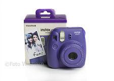 Instax Mini 8 lila Sofortbildkamera NEU
