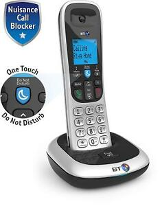 BT 2200 Single Digital Cordless Handset Phone Home Office House Landline