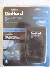 DieHard 80 Watt Power Inverter (Model 28-71490) One 110V AC Outlet and One USB P