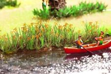 Noch 14140 - 18 x Pre-Painted Water Lillies Scenic Item H0/00 Gauge - 1st Post