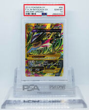 POKEMON ANCIENT ORIGINS M/MEGA RAYQUAZA EX #98 FULL ART HOLO PSA 10 GEM MINT #*