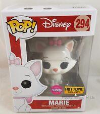 Funko Pop! Disney The Aristocats Marie Flocked Vinyl Figure Hot Topic Exclusive