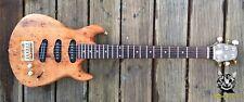 Reloved chitarre Custom oakcaster TRAVEL CHITARRA EDIZIONE LIMITATA #20 del 21