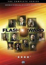 FlashForward Complete Series DVD Set TV Show Season Box Collection Episode Lot 1