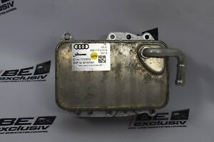 Original Audi Q7 4M 3.0 TDI Ölkühler Motorölkühler Kühler Öl 059117015N