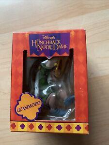 Quasimodo Hunchback Of Notre Dame Disney Grolier Christmas Ornament